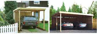 carport 3x6 als anbaucarport anlehncarport berdachung unterstand fahrr der ebay. Black Bedroom Furniture Sets. Home Design Ideas